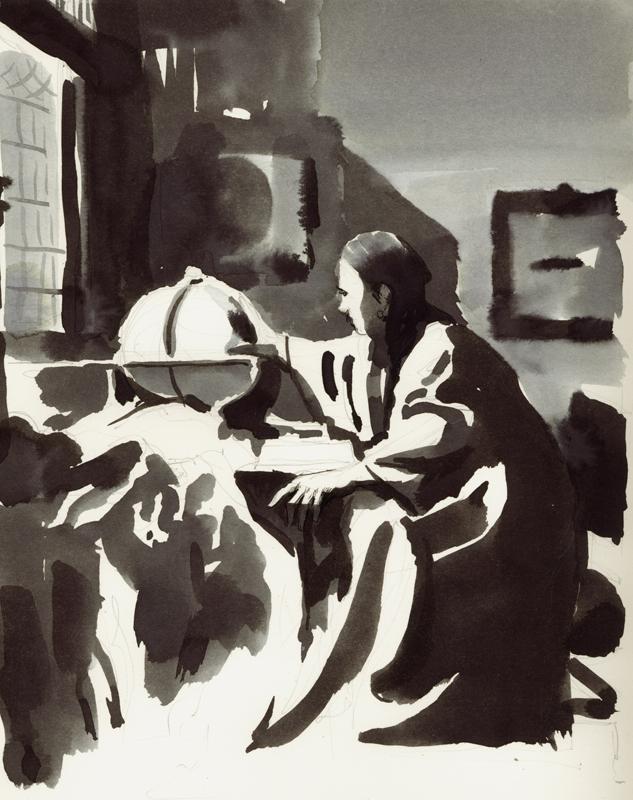 Vermeer_TheAstronomer